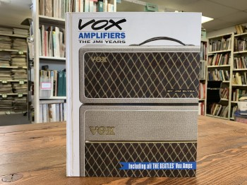 Vox Amplifiers, The JMI Years by James Elyea, is a complete and accurate history of the Golden Age of the Vox amplifier. Told in a clear, concise style, it covers all aspects of Vox amplifiers from before their inception in 1957 through the end of the JMI-era in the late 1960s. Purchase Price $85